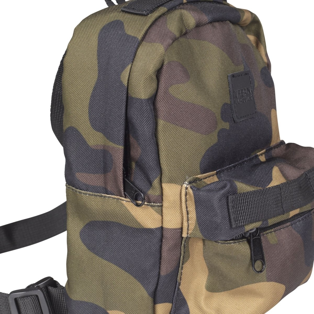 Backpack Urban CLassic,WoodCamo
