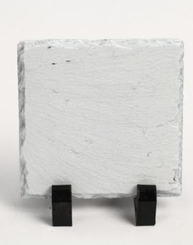 mattonella in ardesia personalizzabile