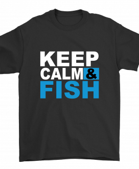 Keep Calm & Fish