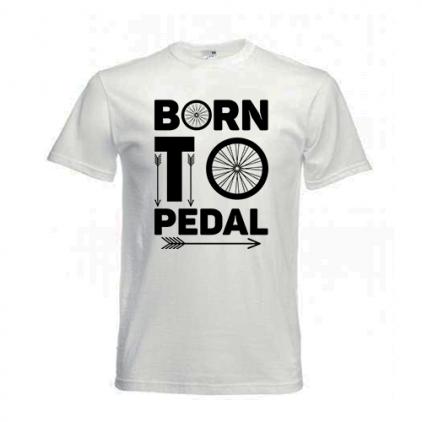 nato per pedalare