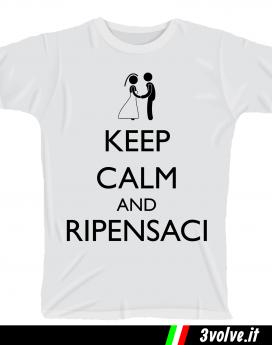 T-shirt Keep Calm Ripensaci