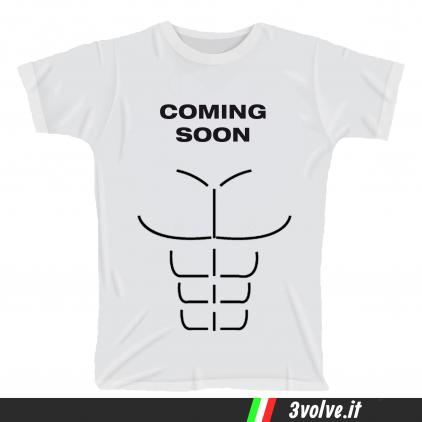 T-shirt Coming soon Tartaruga