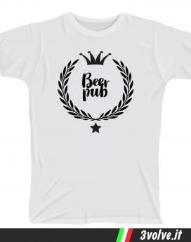 T-shirt Beer Pub