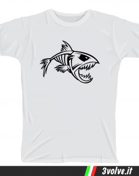 T-shirt Passione Pesca