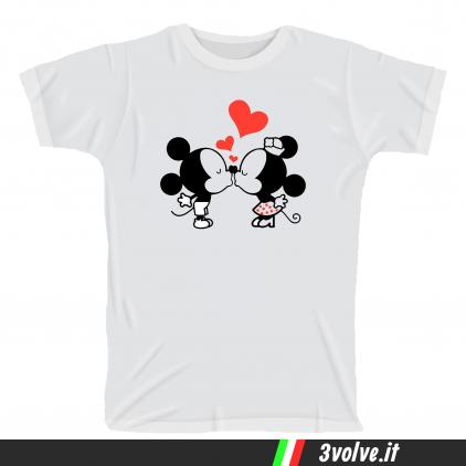 T-shirt Kiss